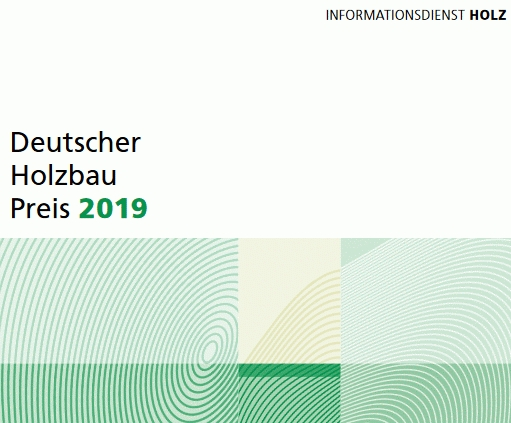 Würzburger Gründerlabor unter den Preisträgern des Deutschen Holzbaupreises 2019