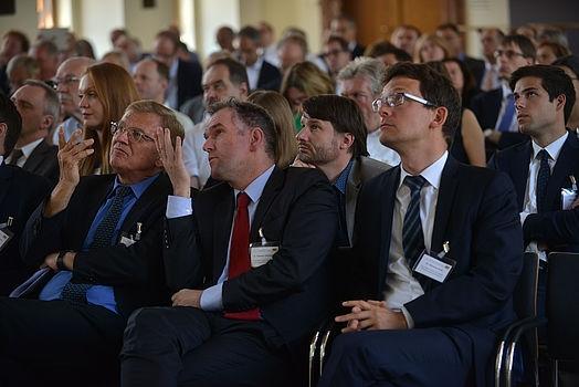 150 Teilnehmer am Auftaktkongress © StMWi/A.Schmidhuber