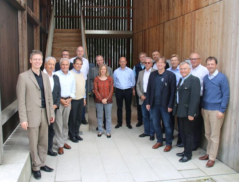 Zukunftsnetzerk Holzbau im Juli 2016