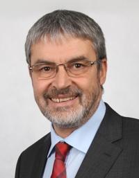 Helfried Müller, Director, CEWS bei UPM
