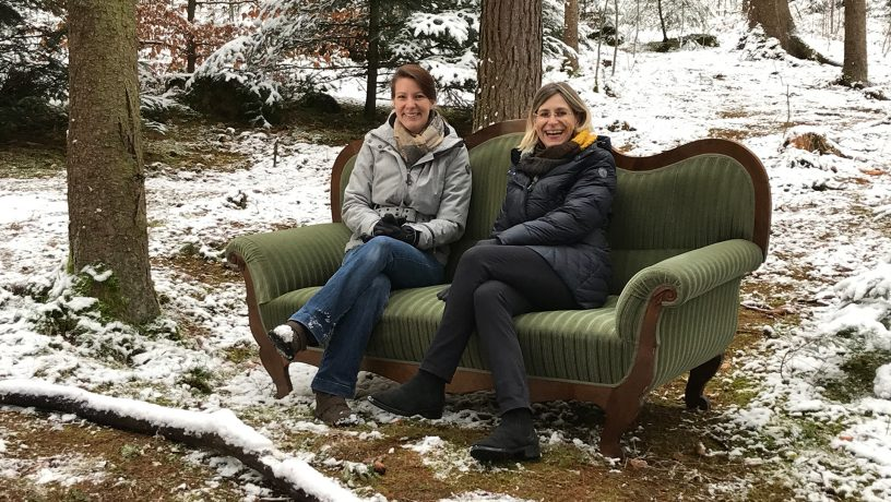 INTERFORST 2018: Interview mit Dr. Eva Tendler, Forstwissenschaftlerin und Projektmanagerin im Cluster