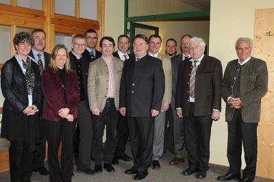 gruppenbild initiative nachhaltige waldpflege