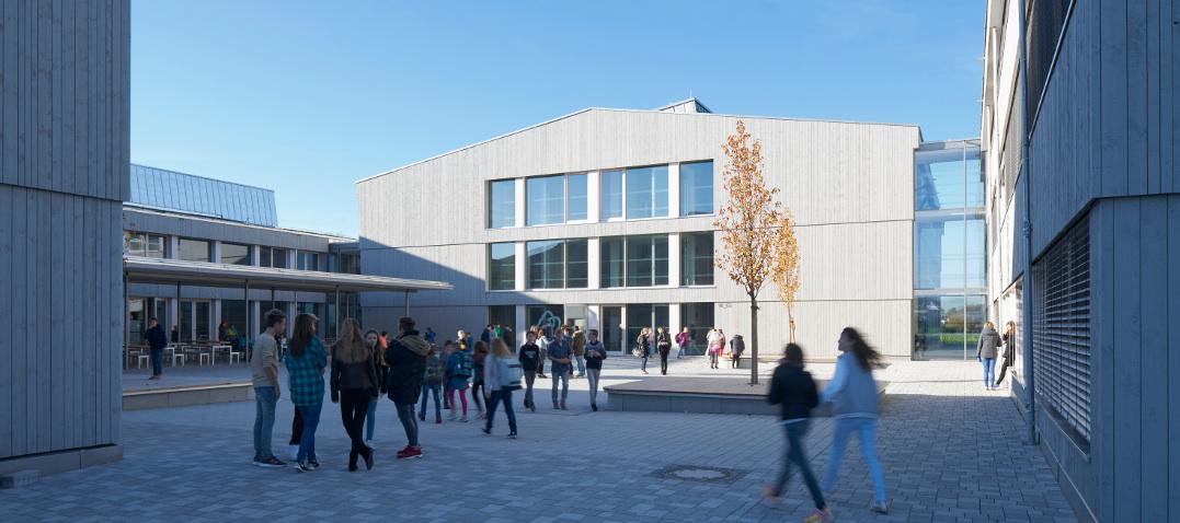 bayerischer energiepreis 2016 gymnasium diedorf gewinnt kategorie geb ude und geb udekonzepte. Black Bedroom Furniture Sets. Home Design Ideas
