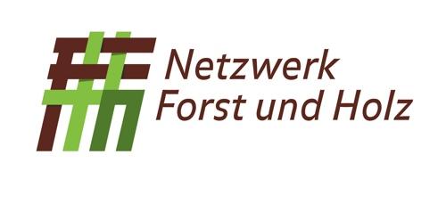 Forst Holz Logo print - ohne