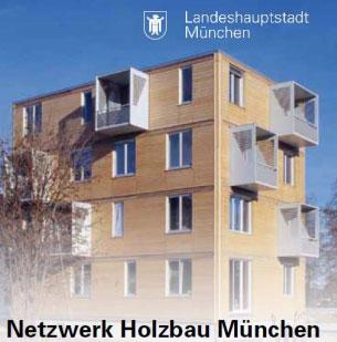 Logo Netzwerk Holzbau München