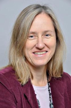 Monika Rauh, Leitende Ministerialrätin vom Bayerischen Staatsministerium für Wirtschaft und Medien, Energie und Technologie