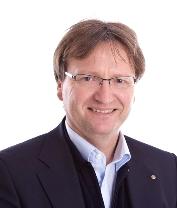 Prof. Dr.-Ing. Stefan Winter, Inhaber des Lehrstuhls für Holzbau und Baukonstruktion an der Technischen Universität München
