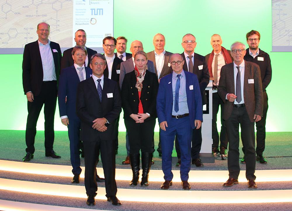 Straubing 24 10 2019 Gruppenbild Referenten C J.Rahm