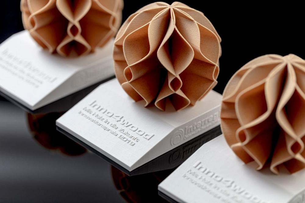 Innovationspreis von Inno4Wood vergeben
