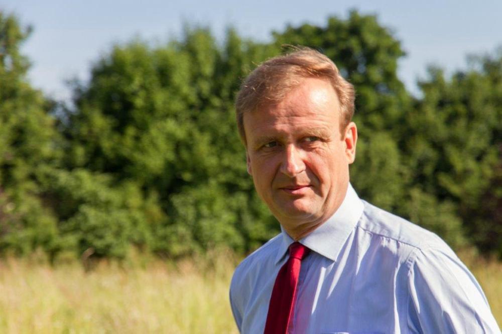Hans-Georg von der Marwitz, Präsident der Arbeitsgemeinschaft deutscher Waldbesitzerverbände (AGDW)