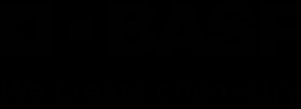 logo BASF bw