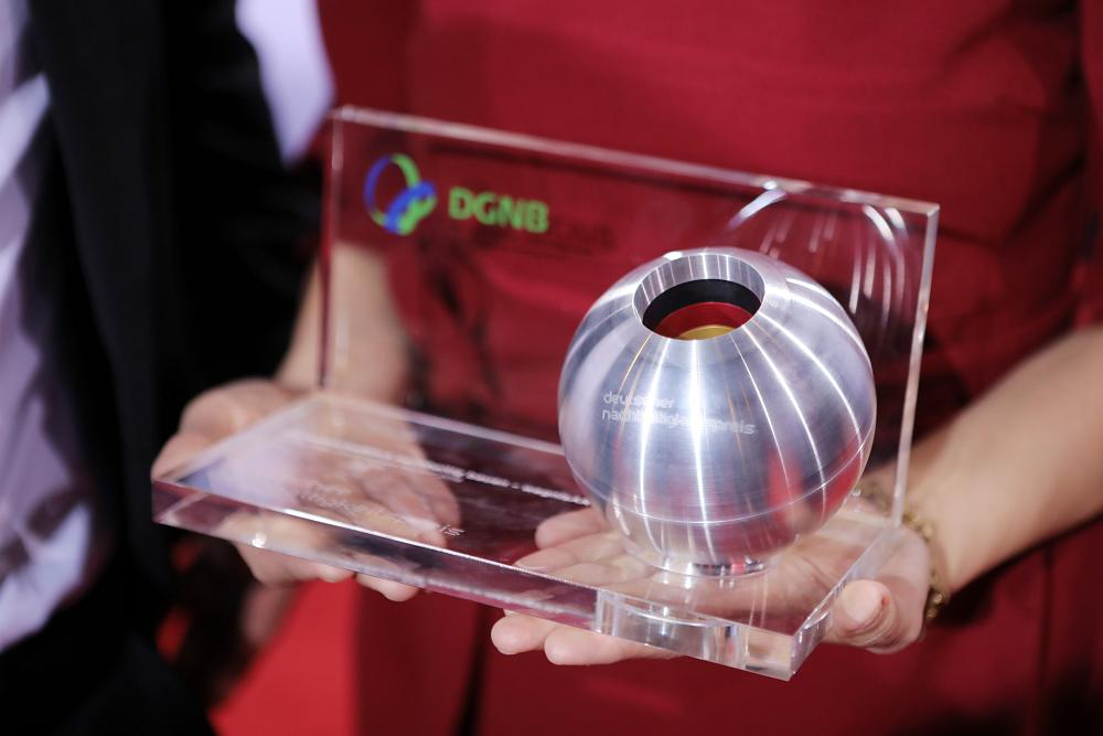 wagnisART ausgezeichnet: DGNB-Preis geht an Münchner Holz-Hybridbau-Projekt